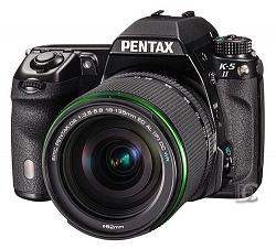 Pentax K-5 II