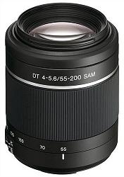 Sony DT 55-200mm f/4-5.6 SAM SAL55200-2