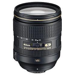 Nikon 24-120mm f/4G ED VR AF-S Zoom-Nikkor