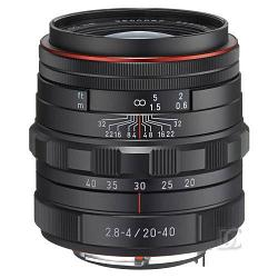 HD DA 20-40mm f/2.8-4 ED Limited DC WR
