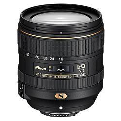 16-80mm f/2.8-4E ED VR AF-S DX Zoom-Nikkor