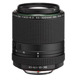 HD DA 55-300mm f/4.5-6.3 ED PLM WR RE