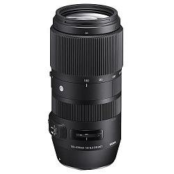 100-400mm F5-6.3 DG OS HSM (Contemporary)