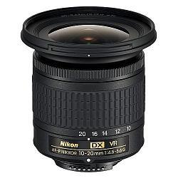 Nikon 10-20mm f/4.5-5.6G VR AF-P DX Nikkor
