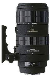 Sigma 80-400mm F4.5-5.6 EX APO OS