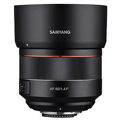 Samyang AF 85mm f/1.4 F