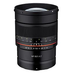 Samyang MF 85mm f/1.4 Z