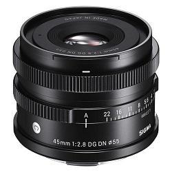 Sigma 45mm F2.8 DG DN (Contemporary)
