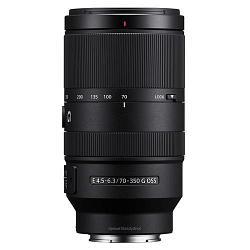 Sony E 70-350mm f/4.5-6.3 G OSS SEL70350G