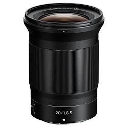 Nikon 20mm f/1.8 S Nikkor-Z