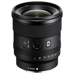 Sony FE 20mm f/1.8 G SEL20F18G