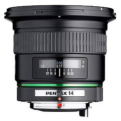 Pentax DA 14mm f/2.8 ED IF