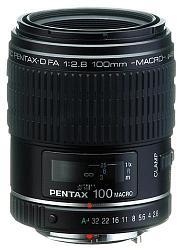 Pentax D FA 100mm f/2.8 Macro