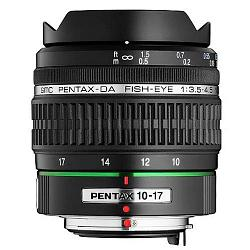 Pentax DA 10-17mm f/3.5-4.5 ED IF Fisheye