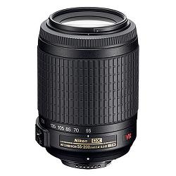 Nikon 55-200mm f/4-5.6G IF-ED AF-S VR DX Zoom-Nikkor