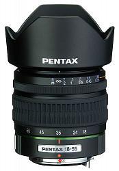 Pentax DA 18-55mm f/3.5-5.6 AL