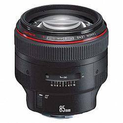 Canon EF 85mm f1.2 L USM