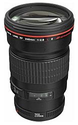 Canon EF 200mm f2.8 L II USM