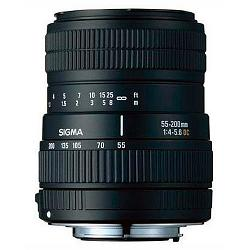 Sigma 55-200mm F4-5.6 DC