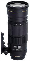 Sigma 120-300mm f2.8 EX APO HSM