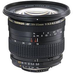 Tamron AF 19-35mm F/3.5-4.5