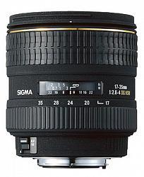 Sigma 17-35mm F2.8-4 EX DG ASP HSM