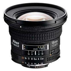 Nikon 18mm f/2.8D AF Nikkor