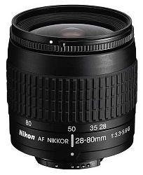 Nikon 28-80mm f/3.3-5.6G AF Zoom-Nikkor