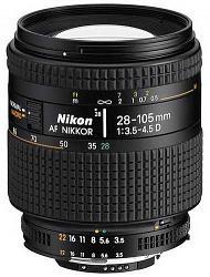 Nikon 28-105mm f/3.5-4.5D AF Zoom-Nikkor