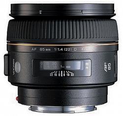 Minolta  AF 85 f/1.4 G D