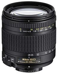 Nikon 28-200mm f/3.5-5.6G ED-IF AF Zoom-Nikkor