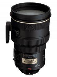 Nikon 200mm f/2G ED-IF AF-S VR Nikkor