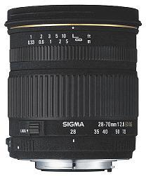 Sigma 28-70mm F2.8 EX DG