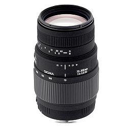 Sigma 70-300mm F4-5.6 DG Macro