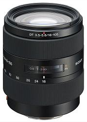 Sony DT 16-105mm f/3.5-5.6 SAL16105