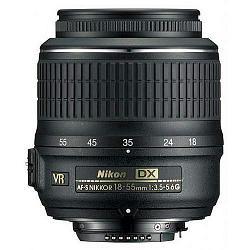 Nikon 18-55mm f/3.5-5.6G VR AF-S DX Zoom-Nikkor