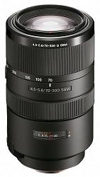 Sony 70-300mm f/4.5-5.6 G SSM SAL70300G