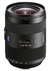 Sony 16-35mm f/2.8 Carl Zeiss Vario-Sonnar T* SAL1635Z