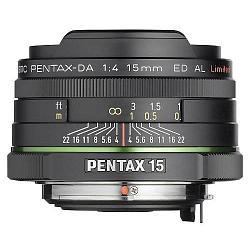 Pentax DA 15mm f/4 ED AL Limited