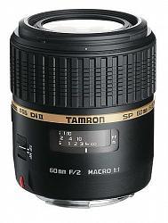 Tamron SP AF 60mm F/2 Di II Macro 1:1