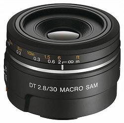 Sony DT 30mm f/2.8 Macro SAM SAL30M28
