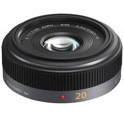 Panasonic Lumix G 20mm f/1.7 ASPH