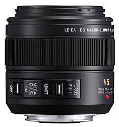 Panasonic 45mm f/2.8 ASPH Mega OIS Leica DG Macro-Elmarit