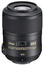 Nikon 85mm f/3.5G ED AF-S DX VR Micro-Nikkor