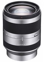 Sony E 18-200mm f/3.5-6.3 SEL18200