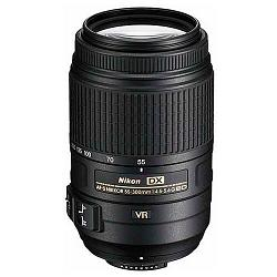 Nikon 55-300mm f/4.5-5.6G ED VR AF-S DX Zoom-Nikkor