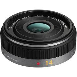 Panasonic Lumix G 14mm f/2.5 ASPH
