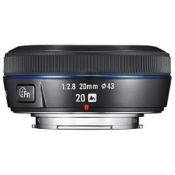 Samsung 20mm F2.8 EX-W20NB