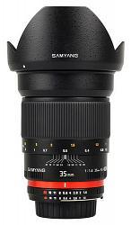 Samyang 35mm f/1.4 AS UMC