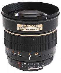 Samyang 85mm f/1.4 AS IF
